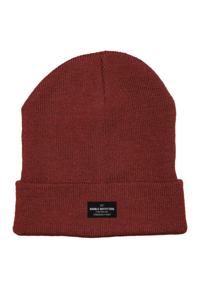 DOUBLE OUTFITTERS Beanie Copper