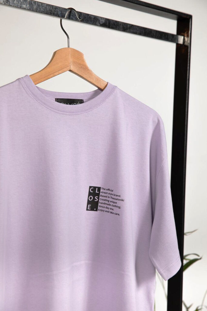 CLVSE SOCIETY OVERSIZED LILAH T SHIRT FOR HER