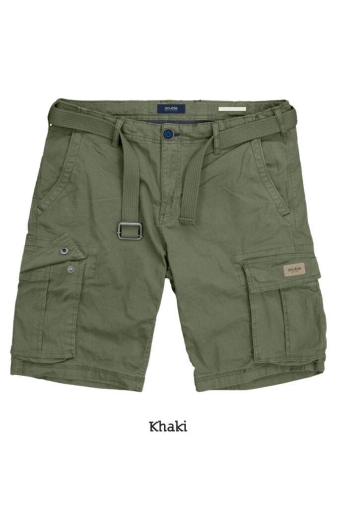 Cargo Khaki Shorts