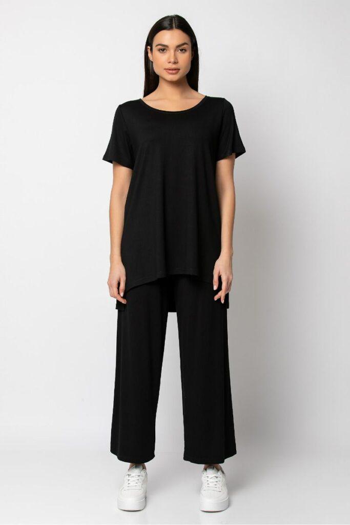 Black set with t shirt