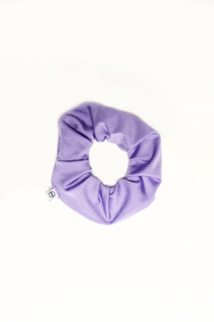 PCP Shiny Scrunchies Lilac