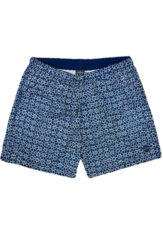 DOUBLE OUTFITTERS Swimwear Shorts Flowers