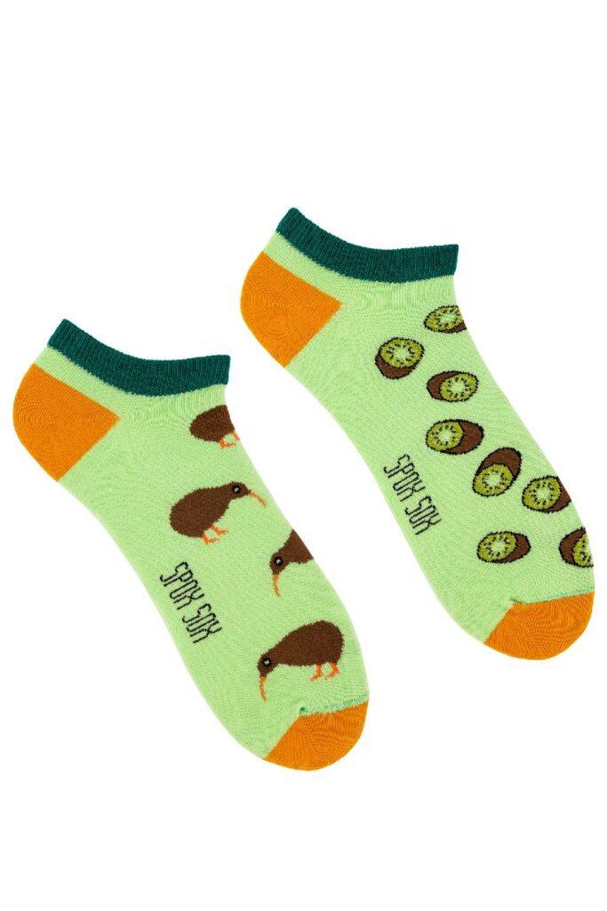 Kiwi low socks