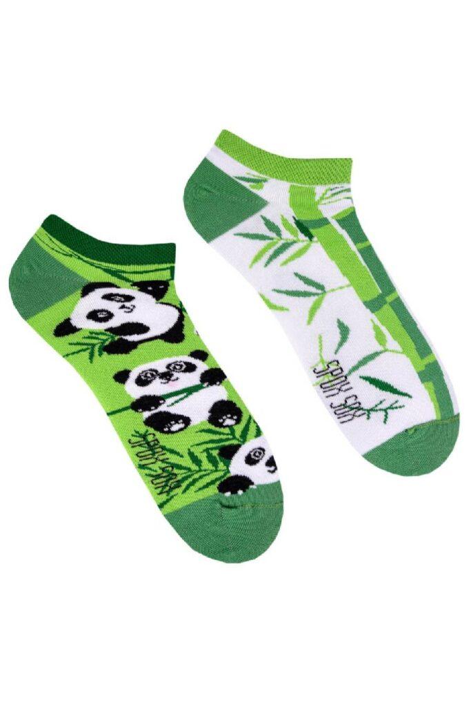 Panda low socks