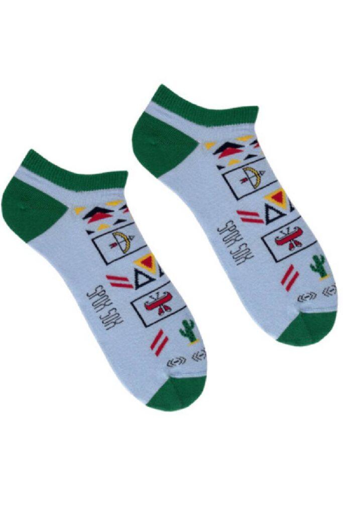 Indian low socks