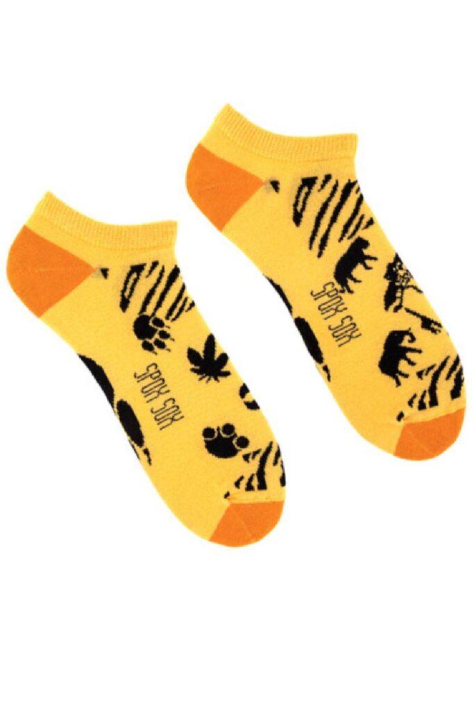 Safari low socks