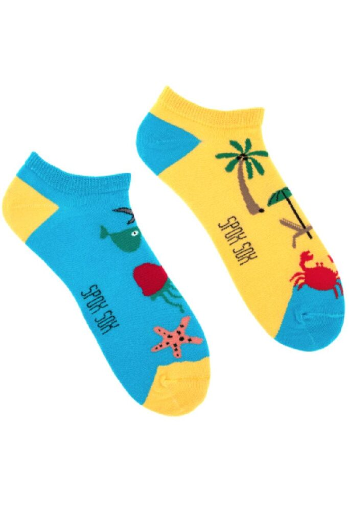 Sea & Beach low socks