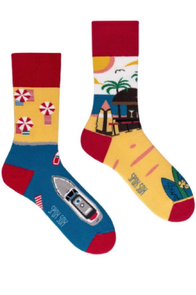 Summer Paradise socks