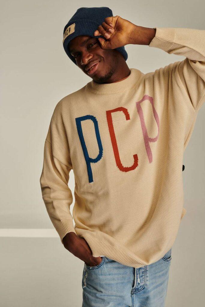 PCP Ανδρικό Πλεκτό Μπεζ